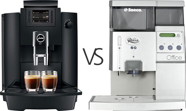 유라 세코 업소용 커피머신 비교